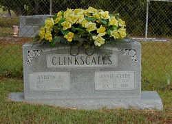 Annie <i>Clyde</i> Clinkscales