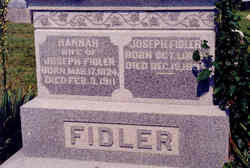 Hannah <i>Holladay</i> Fidler