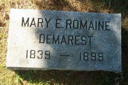 Mary Elizabeth <i>Romaine</i> Demarest