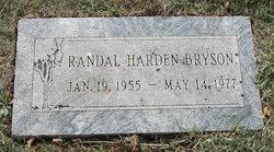 Randal Harden Bryson