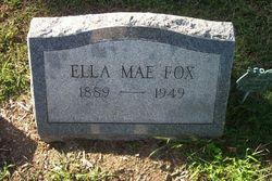 Ella Mae <i>Makepeace</i> Fox