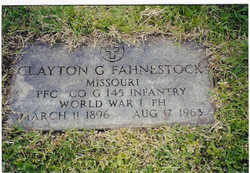 Clayton George Fahnestock