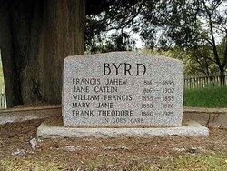 Jane <i>Catlin</i> Byrd