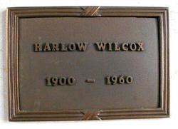 Harlow Wilcox