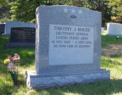 LTG Timothy J. Maude
