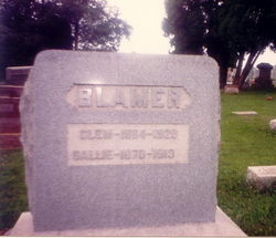 Clement V. Clem Blamer