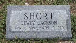 Dewey Jackson Short