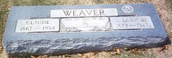 Edgar Claude Weaver