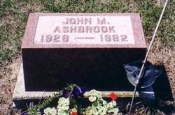 John Milan Ashbrook