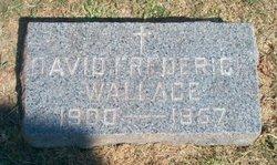 David Frederick Wallace
