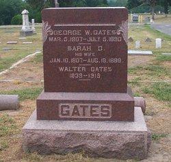 Sarah D. Gates