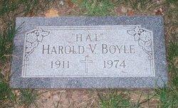 Harold V. Hal Boyle