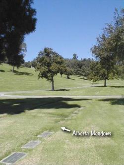 Alberta G. <i>Tramaine</i> Meadows