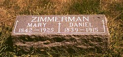 Mary <i>Arter</i> Zimmerman