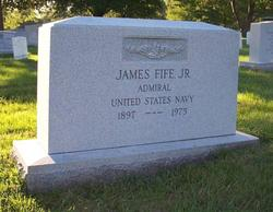 Adm James Fife, Jr
