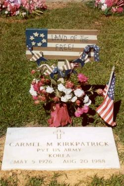 Carmel Madison Kirkpatrick
