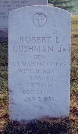 Robert E. Cushman