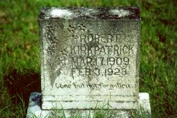 Robert Lee Bobby Lee Kirkpatrick