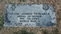 PFC Frank Joseph Petrarca