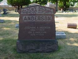 Josephine A Anderson