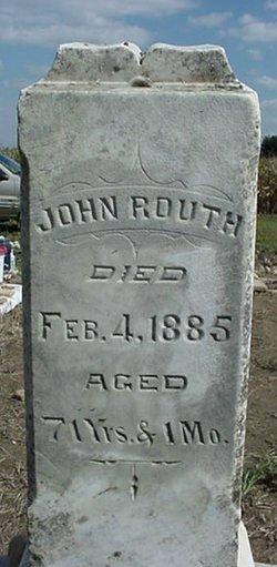John Routh