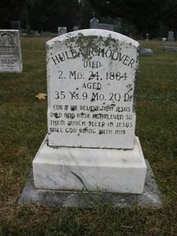 Hulda Randall <i>Minthorn</i> Hoover