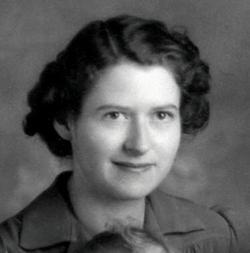 Elizabeth Traver Betty <i>Tennant</i> Rhode