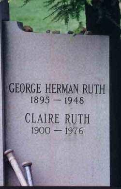 Claire <i>Merritt</i> Ruth