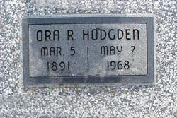 Ora Ralph Hodgden