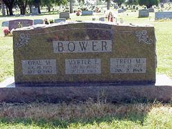 Frederick Monroe Bower