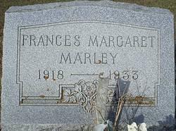 Frances Margaret Marley