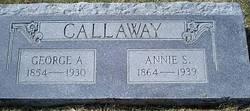Annie <i>Smith</i> Callaway