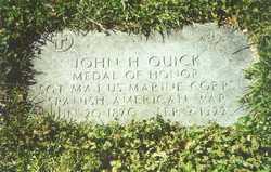 John Henry Quick