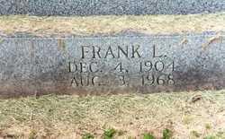 Frank L. Buster Wortman