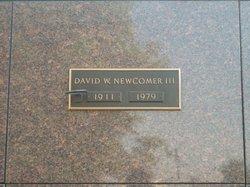 David W. Newcomer, III