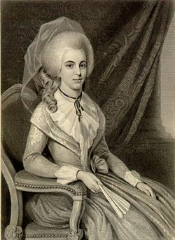 Elizabeth <i>Schuyler</i> Hamilton