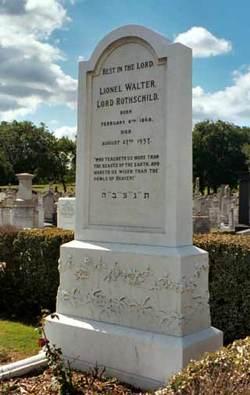 Lionel Walter Rothschild