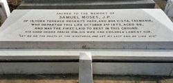 Samuel Moses