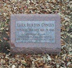 Eliza Lyda Conley