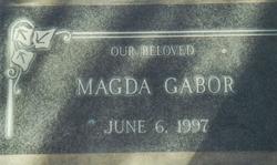 Magda Gabor