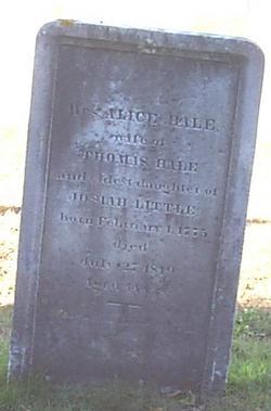Alice <i>Little</i> Hale