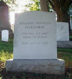 Benjamin Franklin Hardaway
