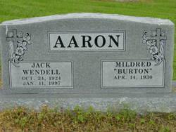Jack Wendall Aaron