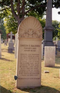 Simeon Eben Baldwin