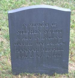 Hannah <i>Merrill</i> Swett