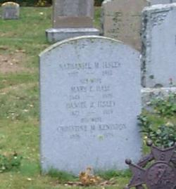 Christine M. <i>Keneston</i> Ilsley