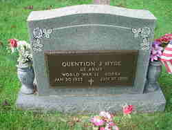 Quention J. Hyde
