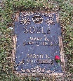 Sarah Elizabeth Soule