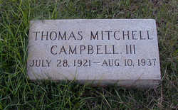 Thomas Mitchell Campbell, III