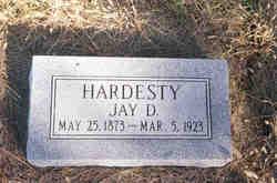 Jay Dyer Hardesty